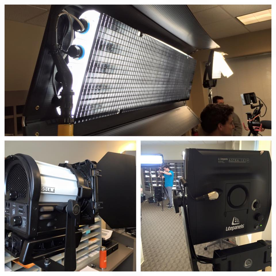 Charleston Video Equipment Rentals